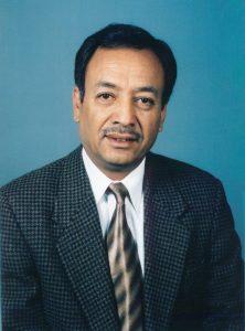 Manju Kumar Shrestha